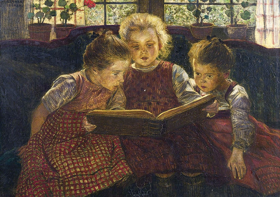 Walter Firle The fairy tales