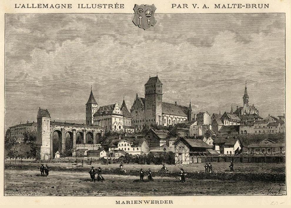 Замок Мариенвердер